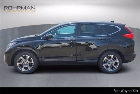 2019 Honda CR-V for sale at BOB ROHRMAN FORT WAYNE TOYOTA in Fort Wayne IN