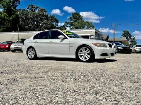 2007 BMW 3 Series for sale at Barrett Auto Sales in North Augusta SC