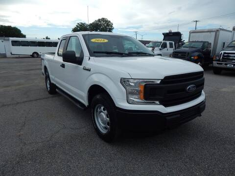 2018 Ford F-150 for sale at Vail Automotive in Norfolk VA