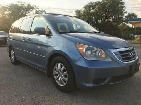 2010 Honda Odyssey for sale at Hi-Tech Automotive - Oak Hill in Austin TX