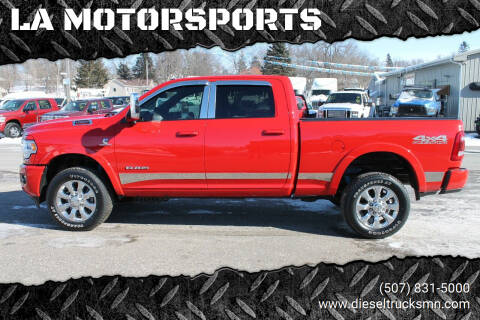 2019 RAM Ram Pickup 2500 for sale at LA MOTORSPORTS in Windom MN