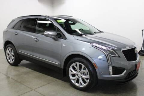 2020 Cadillac XT5 for sale at Bob Clapper Automotive, Inc in Janesville WI