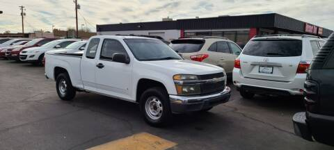 2006 Chevrolet Colorado for sale at Auto Solutions in Mesa AZ