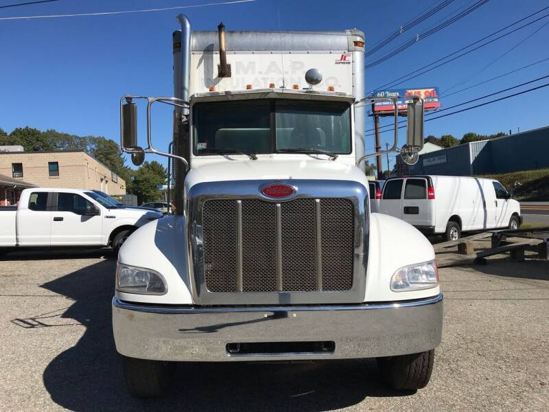 2014 Peterbilt 337 for sale at J.W.P. Sales in Worcester MA