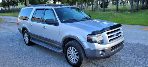 2011 Ford Expedition EL for sale at WEELZ in New Castle DE