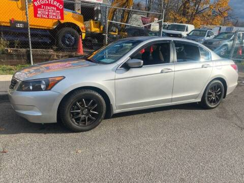 2009 Honda Accord for sale at Deleon Mich Auto Sales in Yonkers NY