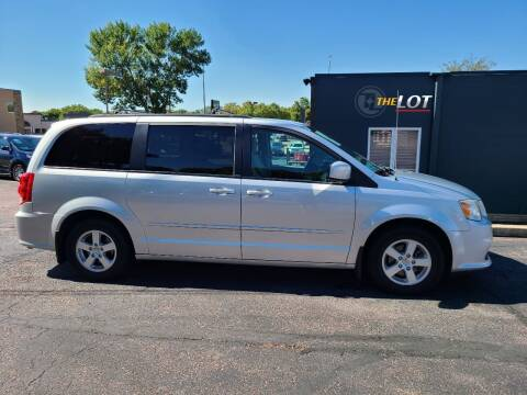 2012 Dodge Grand Caravan for sale at THE LOT in Sioux Falls SD