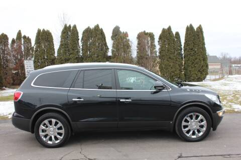 2010 Buick Enclave for sale at D & B Auto Sales LLC in Washington Township MI