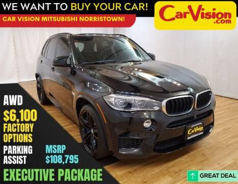2018 BMW X5 M for sale at Car Vision Mitsubishi Norristown in Trooper PA