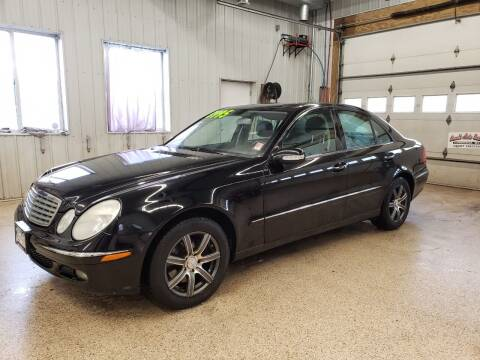 2005 Mercedes-Benz E-Class for sale at Sand's Auto Sales in Cambridge MN