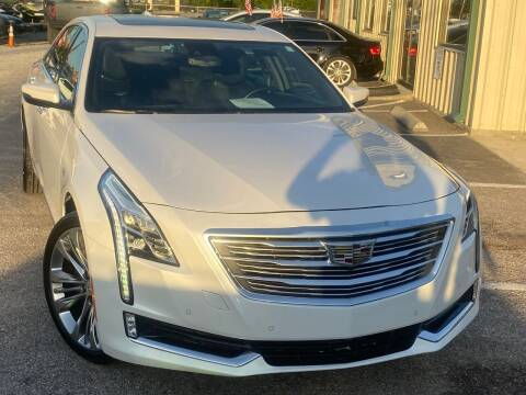 2016 Cadillac CT6 for sale at Premium Auto Group in Humble TX