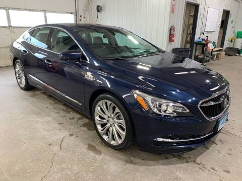 2017 Buick LaCrosse for sale at Premier Auto in Sioux Falls SD