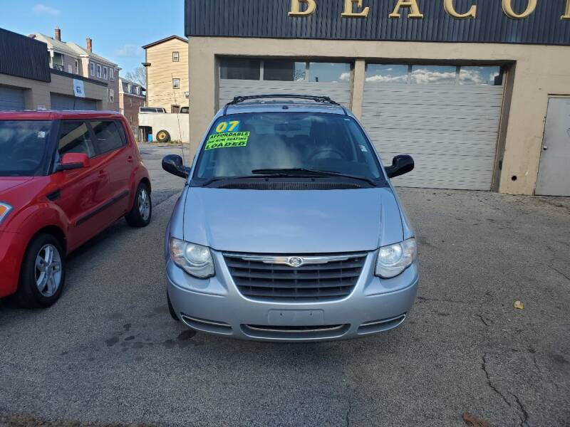 2007 Chrysler Town and Country for sale at Beacon Auto Sales Inc in Worcester MA