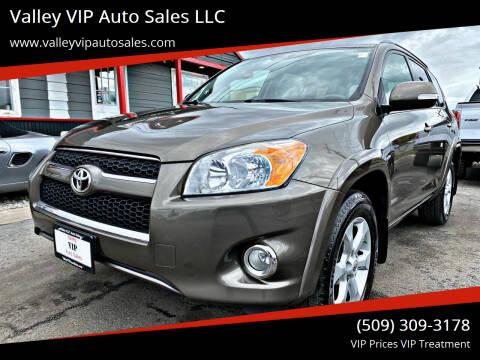 2011 Toyota RAV4 for sale at Valley VIP Auto Sales LLC in Spokane Valley WA