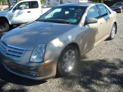 2006 Cadillac STS for sale at Branch Avenue Auto Auction in Clinton MD