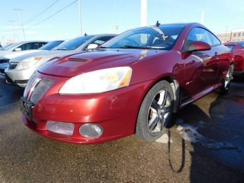 2008 Pontiac G6 for sale at AutoLink LLC in Dayton OH
