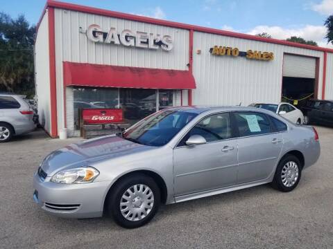 2009 Chevrolet Impala for sale at Gagel's Auto Sales in Gibsonton FL