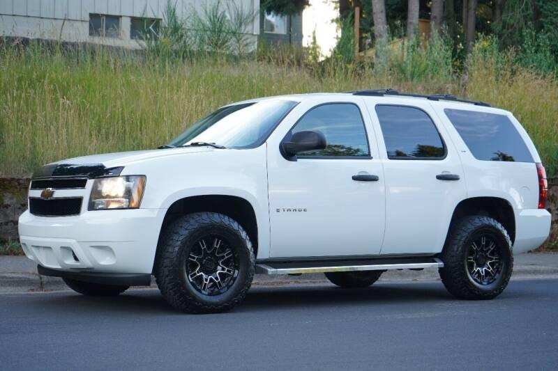 2007 Chevrolet Tahoe for sale at Beaverton Auto Wholesale LLC in Hillsboro OR