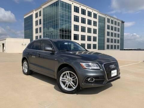 2014 Audi Q5 for sale at SIGNATURE Sales & Consignment in Austin TX
