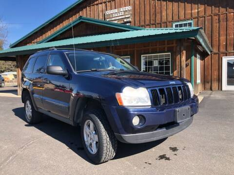 2005 Jeep Grand Cherokee for sale at Coeur Auto Sales in Hayden ID