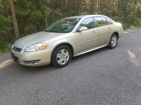 2010 Chevrolet Impala for sale at J & J Auto Brokers in Slidell LA