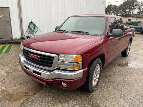 2004 GMC Sierra 1500 for sale at Elite Motor Brokers in Austell GA