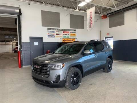 2021 GMC Acadia for sale at Meyer Motors in Plymouth WI