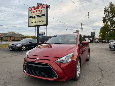 2017 Toyota Yaris iA for sale at Unlimited Auto Group in West Chester OH