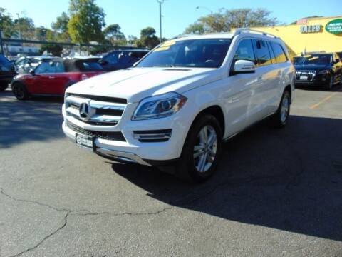 2014 Mercedes-Benz GL-Class for sale at Santa Monica Suvs in Santa Monica CA