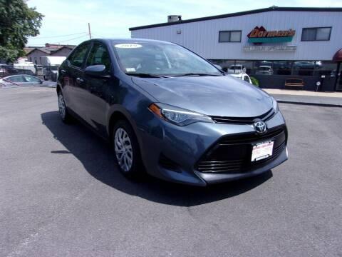 2019 Toyota Corolla for sale at Dorman's Auto Center inc. in Pawtucket RI