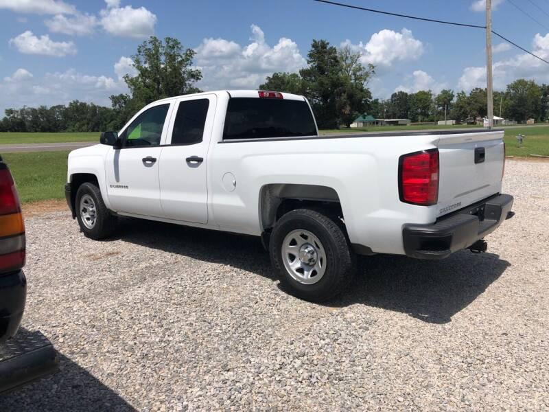 2015 Chevrolet Silverado 1500 for sale at Island Auto, LLC in Marksville LA