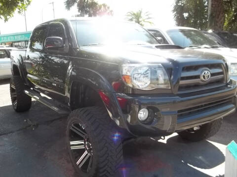 2010 Toyota Tacoma for sale at PJ's Auto World Inc in Clearwater FL