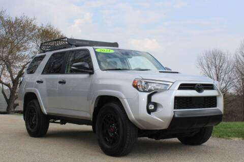 2021 Toyota 4Runner for sale at Harrison Auto Sales in Irwin PA