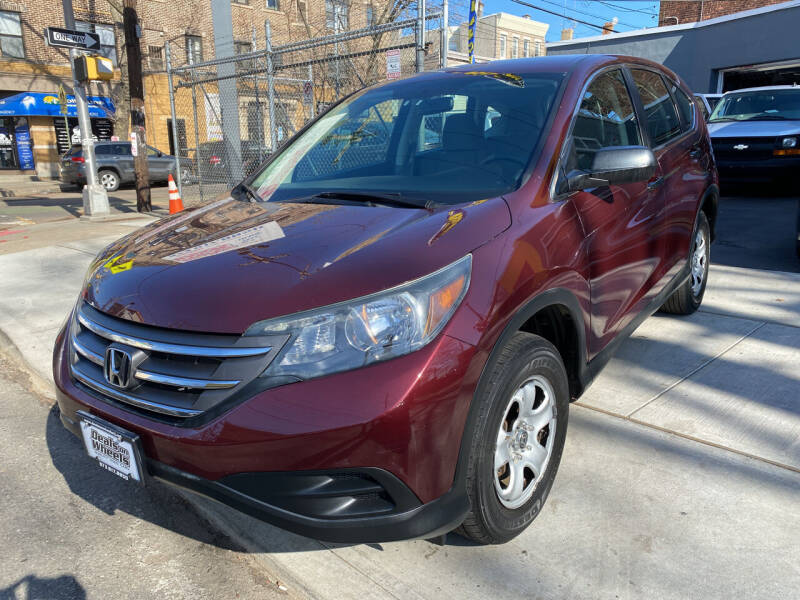 2012 Honda CR-V for sale at DEALS ON WHEELS in Newark NJ