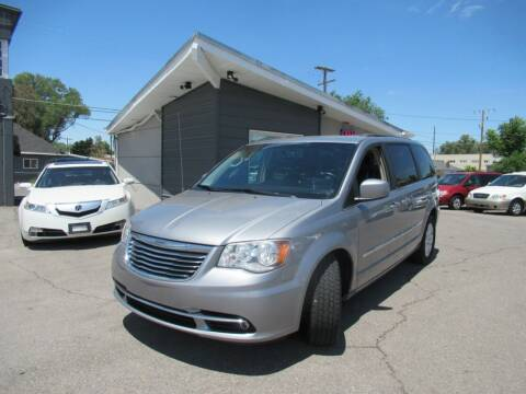 2013 Chrysler Town and Country for sale at Crown Auto in South Salt Lake UT