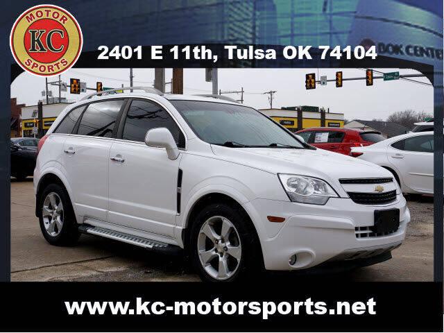 2014 Chevrolet Captiva Sport for sale at KC MOTORSPORTS in Tulsa OK