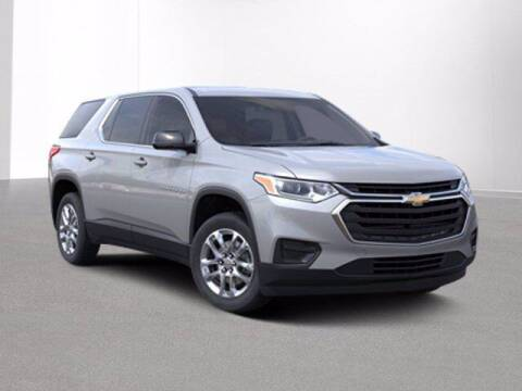 2021 Chevrolet Traverse for sale at Jimmys Car Deals at Feldman Chevrolet of Livonia in Livonia MI