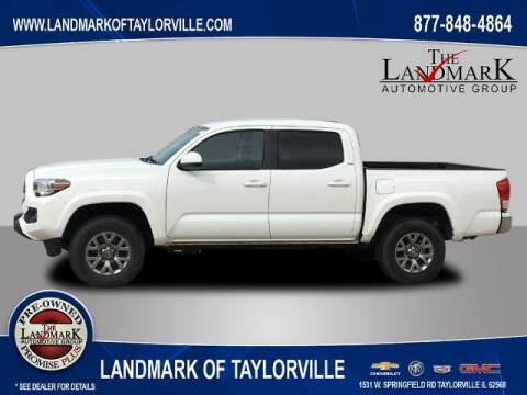 2017 Toyota Tacoma for sale at LANDMARK OF TAYLORVILLE in Taylorville IL