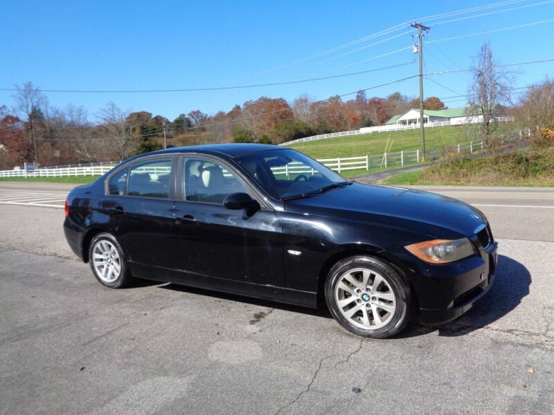 2007 BMW 3 Series for sale at Car Depot Auto Sales Inc in Seymour TN