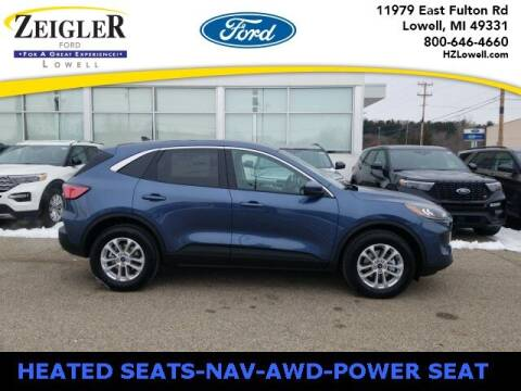 2020 Ford Escape for sale at Zeigler Ford of Plainwell- Jeff Bishop in Plainwell MI