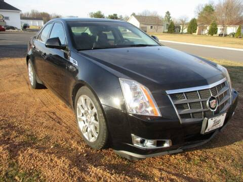 2008 Cadillac CTS for sale at KAISER AUTO SALES in Spencer WI