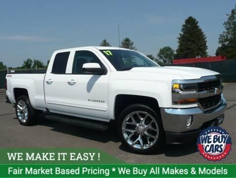 2017 Chevrolet Silverado 1500 for sale at Shamrock Motors in East Windsor CT
