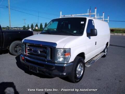 2010 Ford E-Series Cargo for sale at Vans Vans Vans INC in Blauvelt NY