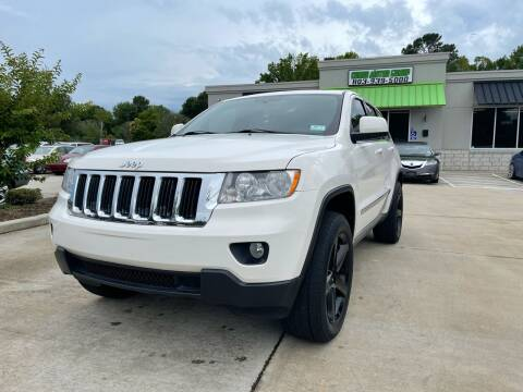 2011 Jeep Grand Cherokee for sale at Cross Motor Group in Rock Hill SC