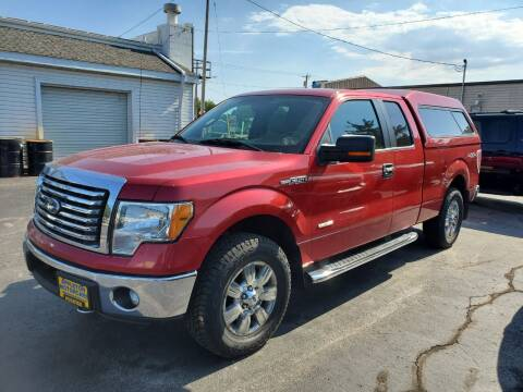 2011 Ford F-150 for sale at Appleton Motorcars Sales & Service in Appleton WI