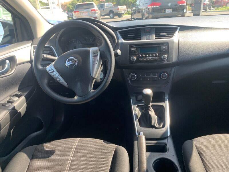 2016 Nissan Sentra S 4dr Sedan 6M - Riverside CA