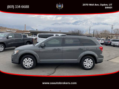 2019 Dodge Journey for sale at S S Auto Brokers in Ogden UT