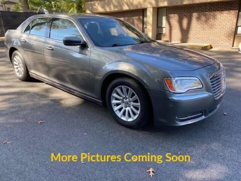 2012 Chrysler 300 for sale at Warner Motors in East Orange NJ