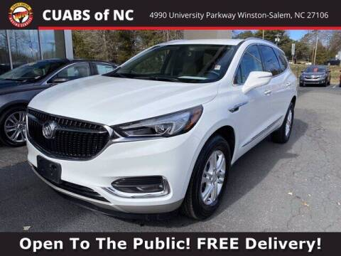 2020 Buick Enclave for sale at Summit Credit Union Auto Buying Service in Winston Salem NC