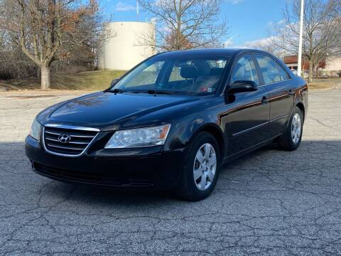 2009 Hyundai Sonata for sale at Hadi Auto Sales in Lexington KY